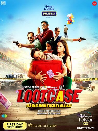 دانلود فیلم Lootcase چمدان 2020 با زیرنویس فارسی