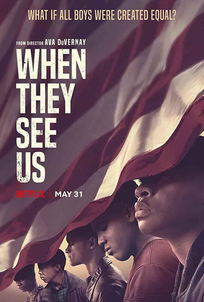 دانلود سریال When They See Us وقتی ما را می بینند فصل اول قسمت چهارم ۲۰۱۹ با زیرنویس فارسی