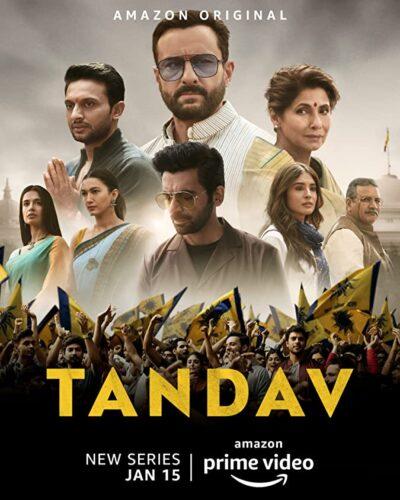دانلود سریال Tandav تانداو فصل اول قسمت هشتم ۲۰۲۱ با زیرنویس فارسی