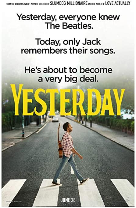 دانلود فیلم Yesterday دیروز 2019 با زیرنویس فارسی
