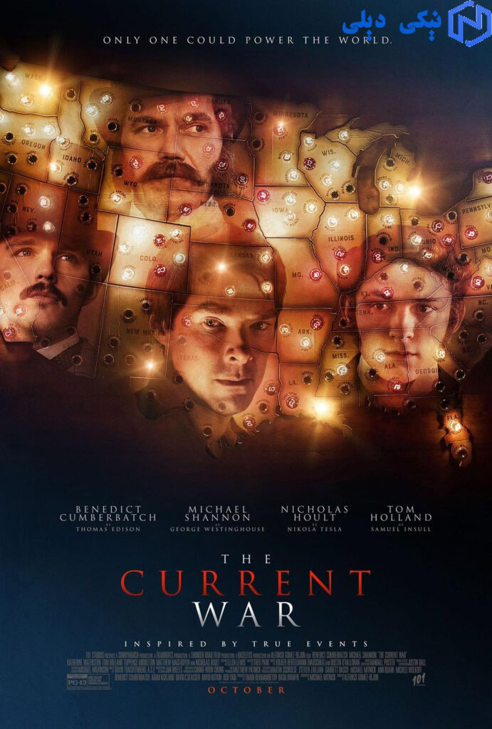دانلود فیلم جنگ جریان The Current War: Directors Cut 2017 با زیرنویس فارسی