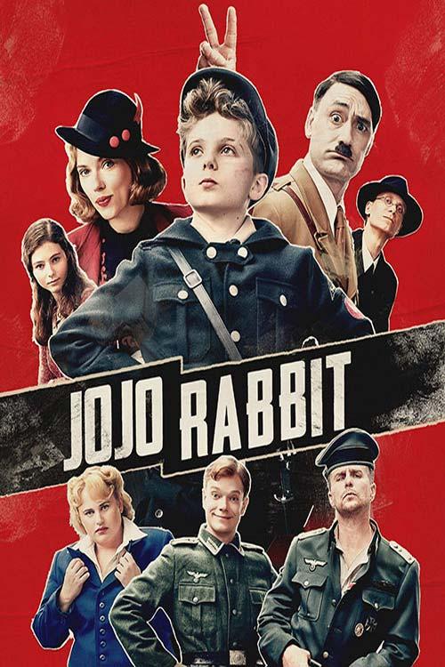 دانلود فیلم Jojo Rabbit جوجو خرگوشه 2019 با زیرنویس فارسی