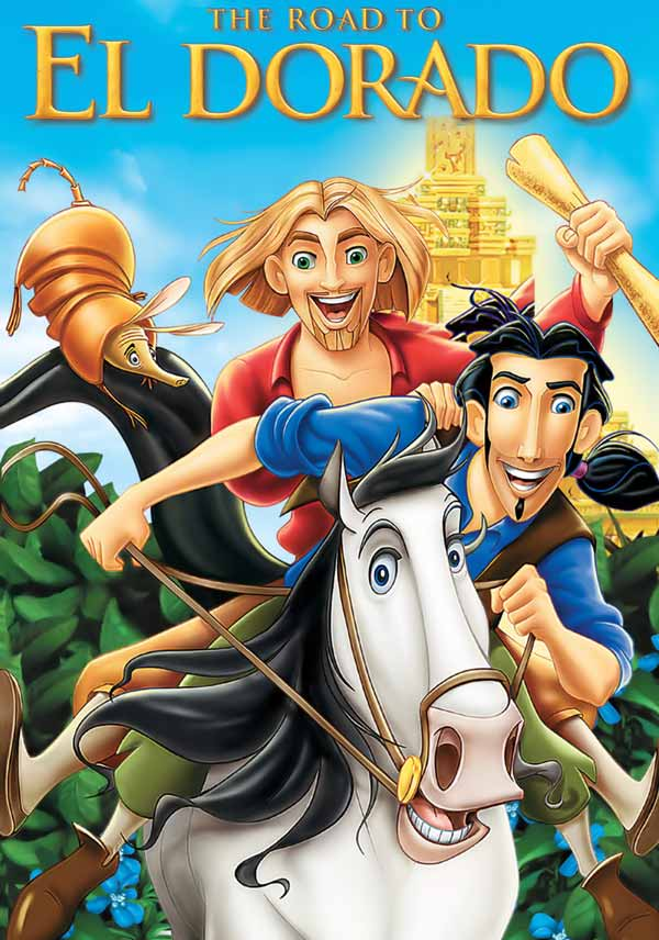 دانلود انیمیشن The Road to El Dorado به سوی الدرادو 2000 با زیرنویس فارسی