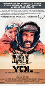 دانلود فیلم yol جاده 1982 با زیرنویس فارسی
