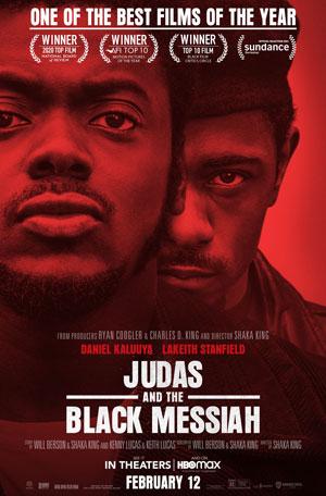 دانلود فیلم Judas and the Black Messiah یهودا و مسیح سیاه 2021 با زیرنویس فارسی