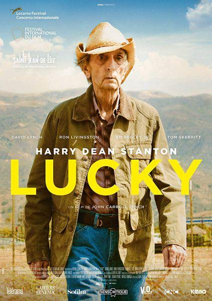 دانلود فیلم Lucky لاکی 2017