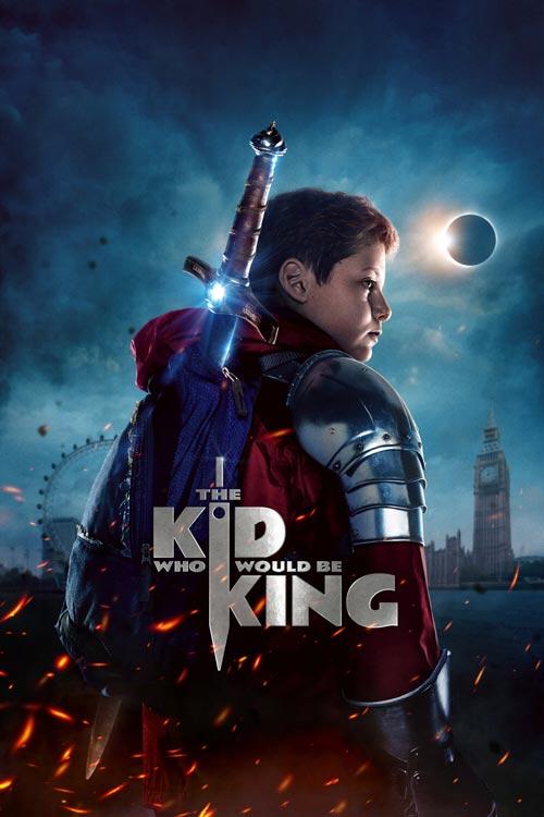 دانلود فیلم The Kid Who Would Be King کودکی که پادشاه خواهد شد 2019