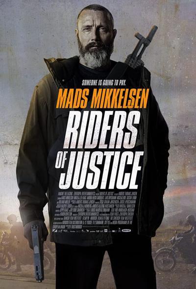 دانلود فیلم سواران عدالت Riders of Justice 2020 با دوبله فارسی