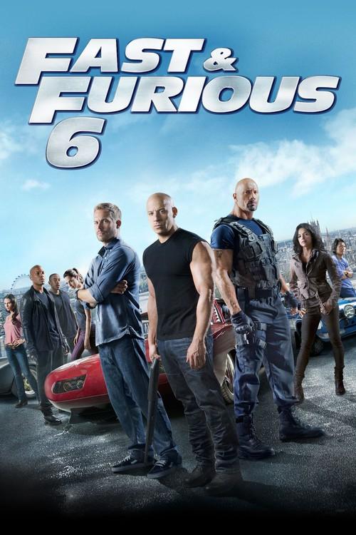 دانلود فلیم سریع و خشن ۶ Fast & Furious 6 2013 با زیرنویس فارسی