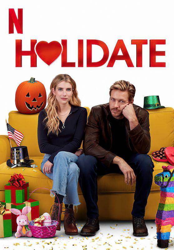 دانلود فیلم تعطیلات 2020 Holidate با زیرنویس فارسی
