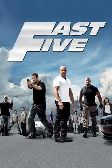 دانلود فیلم سریع و خشمگین 5 Fast Five 2011 با زیرنویس فارسی
