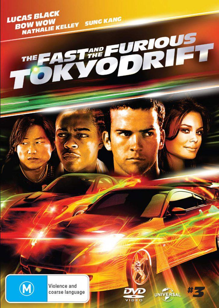 دانلود فیلم سریع و خشمگین 3 توکیو دریفت Fast and the Furious 3 Tokyo Drift 2006 با دوبله فارسی