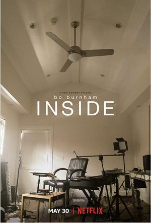 دانلود فیلم بو برنهام: داخل 2021 Bo Burnham: Inside با زیرنویس فارسی