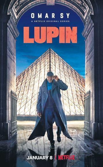 دانلود سریال لوپین ❤️ Lupin Season 1 2021 با زیرنویس چسبیده فارسی