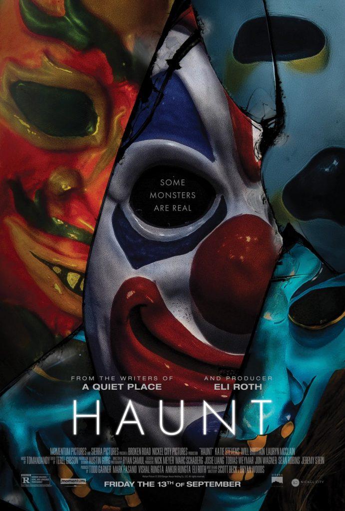 دانلود فیلم تعقیب Haunt 2019 با زیرنویس فارسی