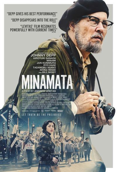 دانلود فیلم میناماتا Minamata 2020 با زیرنویس فارسی