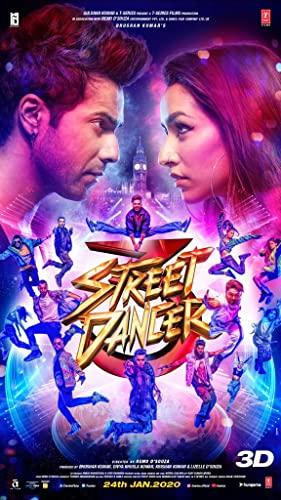 دانلود فیلم رقاص خیابانی Street Dancer 3D 2020 با زیرنویس فارسی