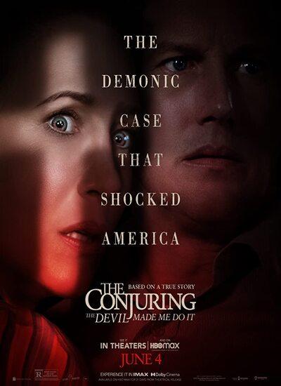 دانلود فیلم احضار: شیطان مرا وادار به انجام این کار کرد 2021 The Conjuring: The Devil Made Me Do It با زیرنویس فارسی