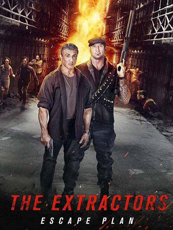 دانلود فیلم نقشه فرار 3: ایستگاه شیطان Escape Plan 3: The Extractors 2019 با دوبله فارسی