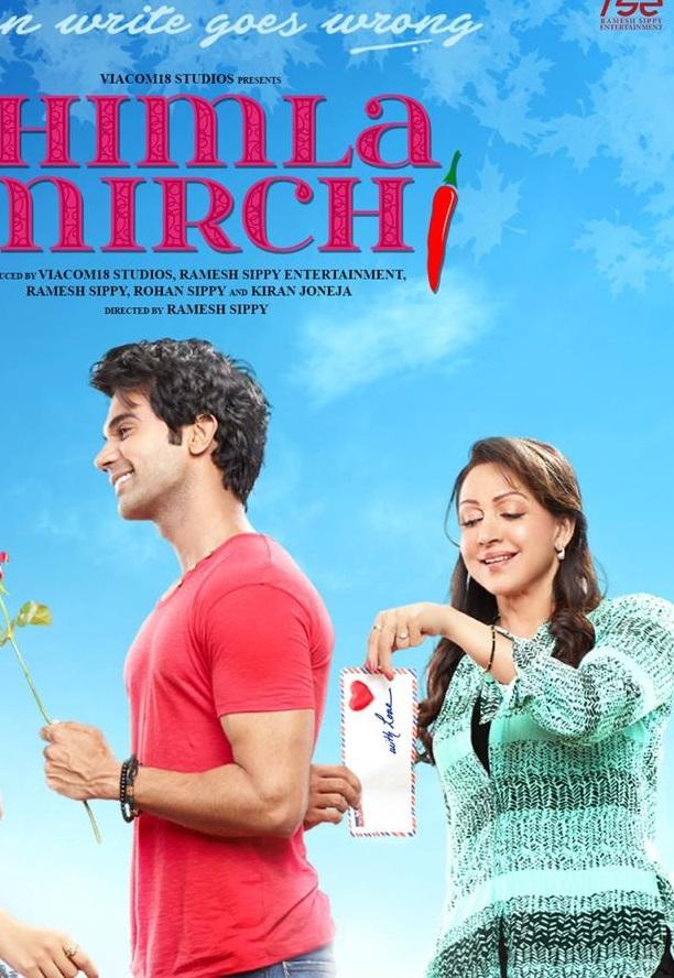 دانلود فیلم فلفل های شیملا Shimla Mirchi 2020 با زیرنویس فارسی