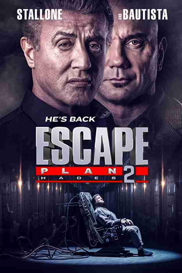 دانلود فیلم نقشه فرار 2 Escape Plan 2: Hades 2018 با دوبله فارسی