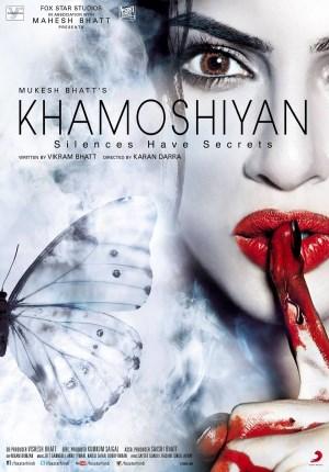 دانلود فیلم هندی خاموشیان Khamoshiyan 2015 با زیرنویس فارسی