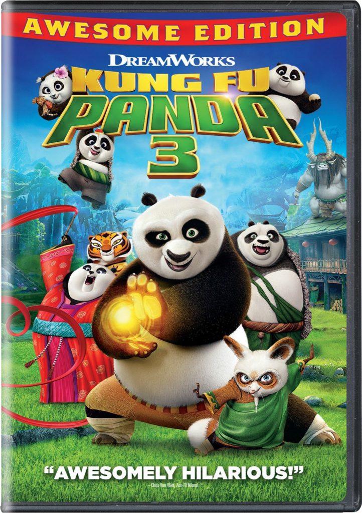 دانلود انیمیشن پاندای کونگ فو کار 3 Kung Fu Panda 3 2016 با زیرنویس فارسی