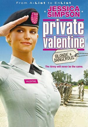 دانلود فیلم سرباز ولنتاین: بلوند و خطرناک Private Valentine: Blonde & Dangerous 2008 با زیرنویس فارسی