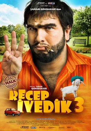 دانلود فیلم رجب ایودیک 3 Recep Ivedik 3 2010 با زیرنویس فارسی | نیکی دیلی