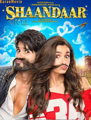 دانلود فیلم هندی باحال Shaandaar 2015 با زیرنویس فارسی - نیکی دیلی
