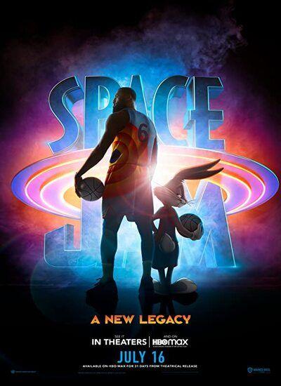 دانلود فیلم هرج و مرج فضایی 2: میراث جدید Space Jam: A New Legacy 2021 با زیرنویس فارسی