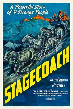 دانلود فیلم دلیجان Stagecoach 1939 با زیرنویس فارسی | نیکی دیلی
