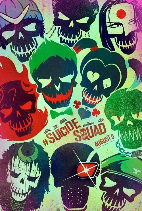 دانلود فیلم جوخه انتحاری Suicide Squad 2016 با زیرنویس فارسی | نیکی دیلی