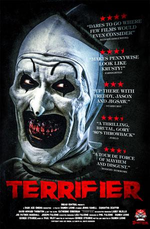 دانلود فیلم وحشتناک Terrifier 2016 با زیرنویس فارسی-نیکی دیلی
