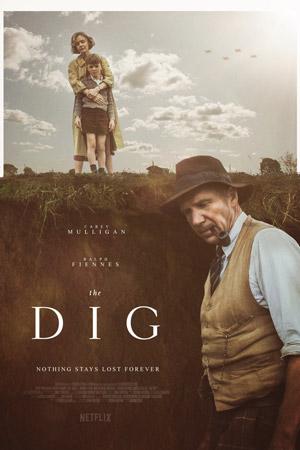 دانلود فیلم حفاری The Dig 2021 با زیرنویس فارسی