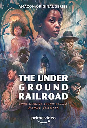 دانلود سریال راه آهن زیرزمینی The Underground Railroad 2021 فصل اول با زیرنویس چسبیده فارسی