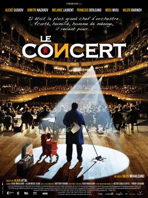 دانلود فیلم کنسرت Le concert 2009 با زیرنویس فارسی - نیکی دیلی