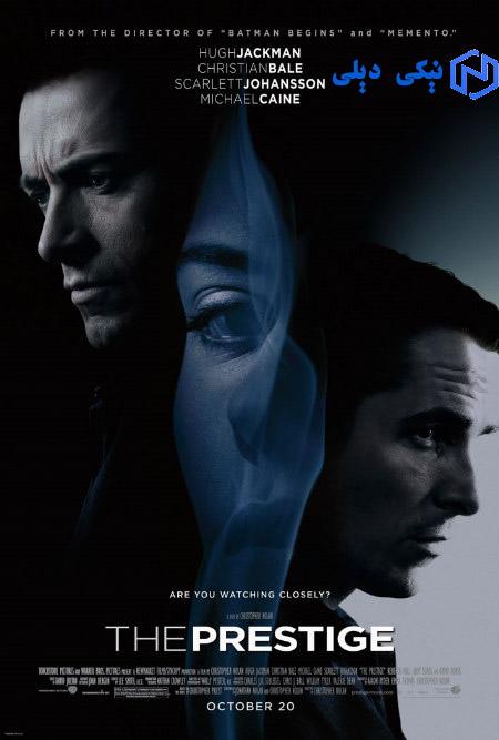 دانلود فیلم پرستیژ The Prestige 2006 با زیرنویس فارسی - نیکی دیلی